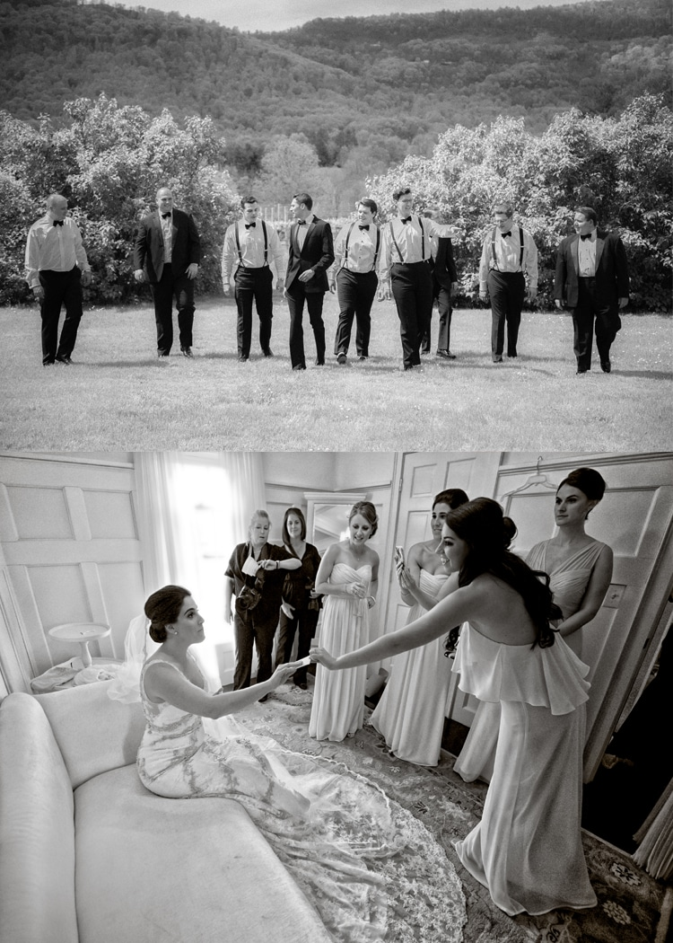 Groomsmen Bridesmaids